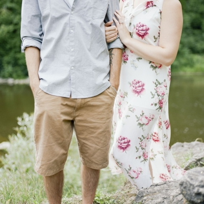 Alysha & Tyler | Sneak Peak - Rockwood Ontario Engagement Photographer