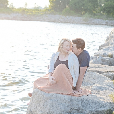 Angela & Jamie - Port Credit Ontario Photographer